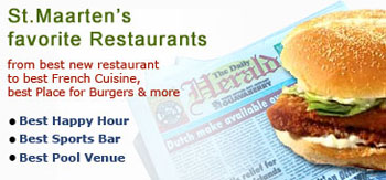 Best Restaurants in St.Maarten